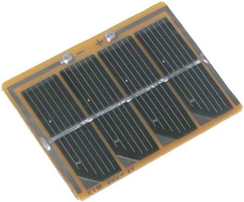 TOP Solarzelle 2V 250mA für div. Hobbyanwendungen Solarmodul Solarpanel Solar klein mini