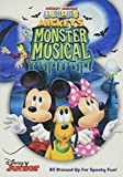 Mickey Mouse Clubhouse: Mickey'S Monster Musical [Edizione: Stati Uniti] [Italia] [DVD]