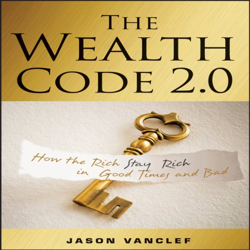 The Wealth Code 2.0 audiobook cover art