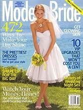 Modern Bride, October/November 2008 Issue
