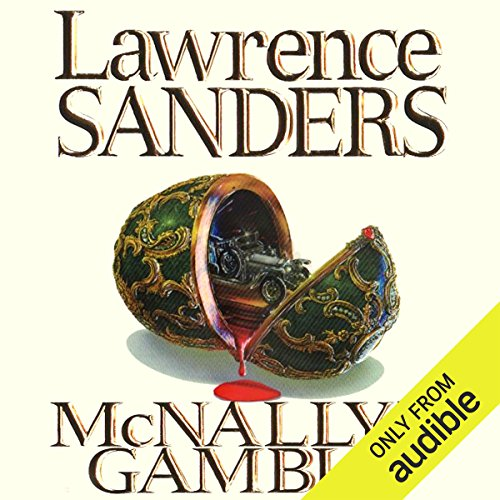 McNally's Gamble     Archy McNally, Book 7              De :                                                                                                                                 Lawrence Sanders                               Lu par :                                                                                                                                 Victor Bevine                      Durée : 7 h et 57 min     Pas de notations     Global 0,0