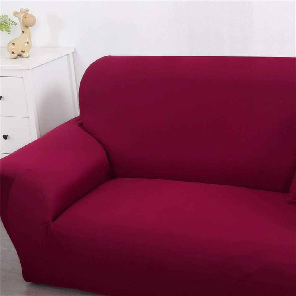 1 Sitzer 90-130cm, Beige Sessel zum Schutz Sofahusse Sesselhusse Stretch Hotniu 1-St/ück Elastisch Sofa/überwurf Sesselbezug Sofabezug f/ür Sofa mehrere Farben Sofa/überzug Polyester Couch