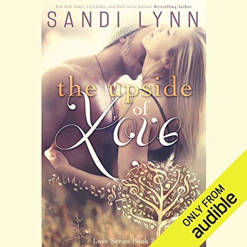 The Upside of Love audiobook cover art