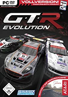 GTR Evolution (DVD-ROM) (B00192S050) | Amazon price tracker / tracking, Amazon price history charts, Amazon price watches, Amazon price drop alerts