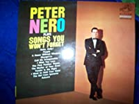 Peter Nero Plays Songs You Won't Forget