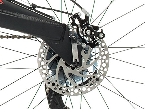 Trekking E-Bike Moma Bikes Equinox 26 rad Bild 6*