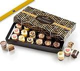 chocolats et truffes belgique - Cadeau Noël ballotin chocolat assortiment...