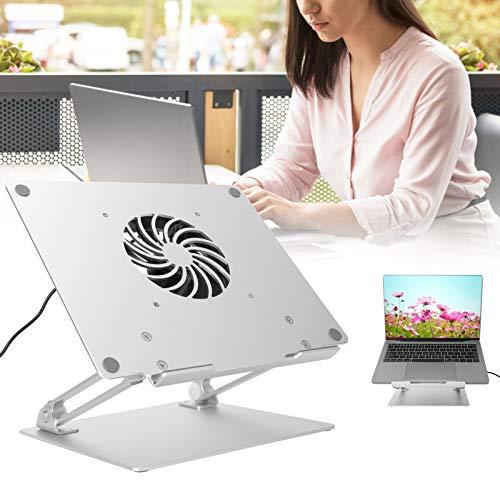 Ejoyous Soporte Robusto para computadora portátil, Soporte para computadora de Escritorio, para Oficina en casa de Dormitorio de Hotel