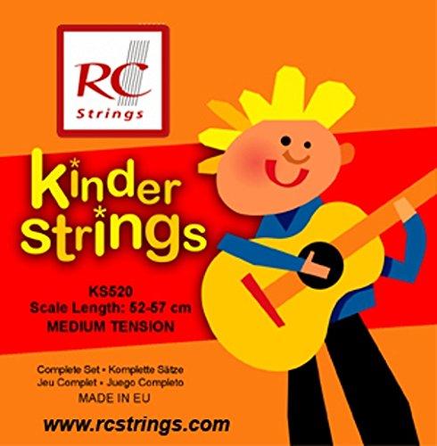 Royal Classics KS520 Kindersaiten für Konzertgitarre (52-57 cm)