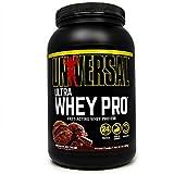 Universal Nutrition Ultra Whey Pro, Chocolate Ice Cream, 2-Pounds