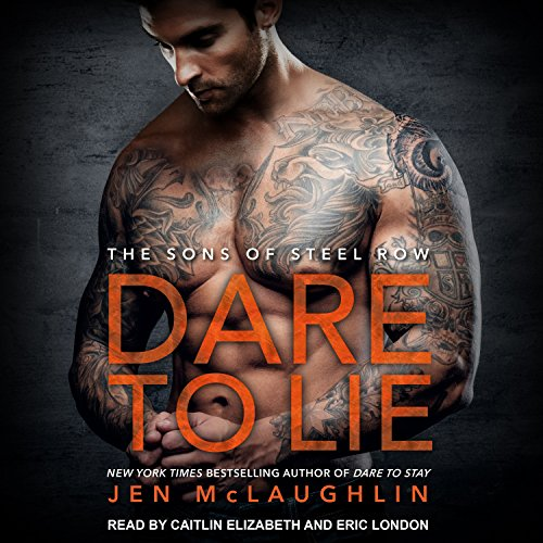 Dare to Lie audiobook cover art