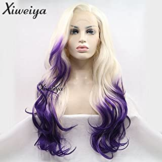 Best blonde and purple wig Reviews