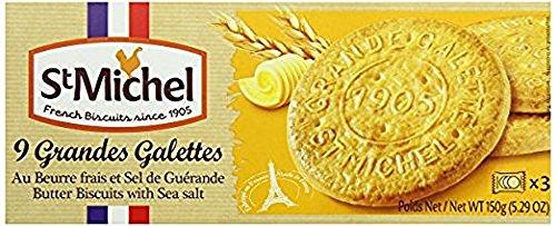 St Michel biscotti galettes (130g) (confezione da 2)