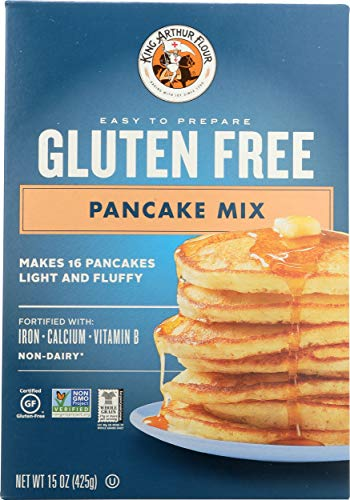 King Arthur GlutenFree Pancake Mix15 oz
