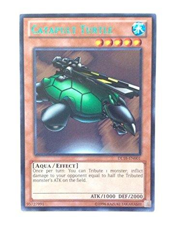 Yu-Gi-Oh! - Catapult Turtle (DL18-EN001) - Duelist League 18 - Green Title - Rare