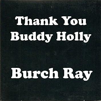 Thank You Buddy Holly