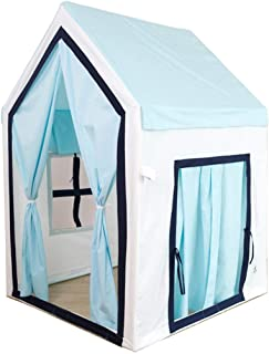 Hopfällbart barntält, tält barns självständigt sovande tält, babysängtält småbarn lektält/utrymme för föräldrar att berätt...