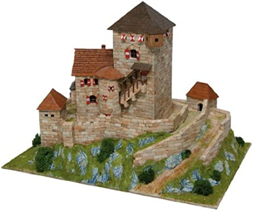 Burg Branzoll Model Kit by Aedes-Ars
