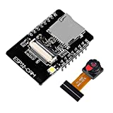 ALMOCN ESP32-CAM Camera Module WiFi Bluetooth ESP32 CAM ESP32-S Development Board with OV2640 2MP Camera Module for Arduino