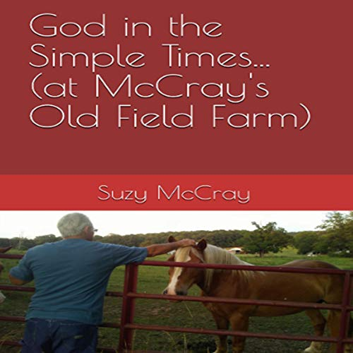 God in the Simple Times audiobook cover art
