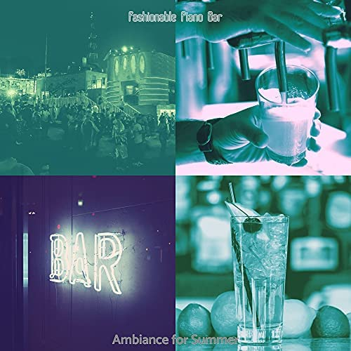 Fashionable Piano Bar