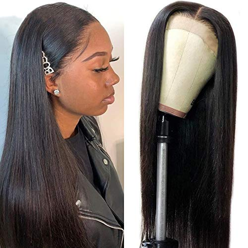CHEETAHBEAUTY Brazilian Manufacturer direct delivery Virgin Human Hair Lace 4x4 Wigs Wi Max 68% OFF Front