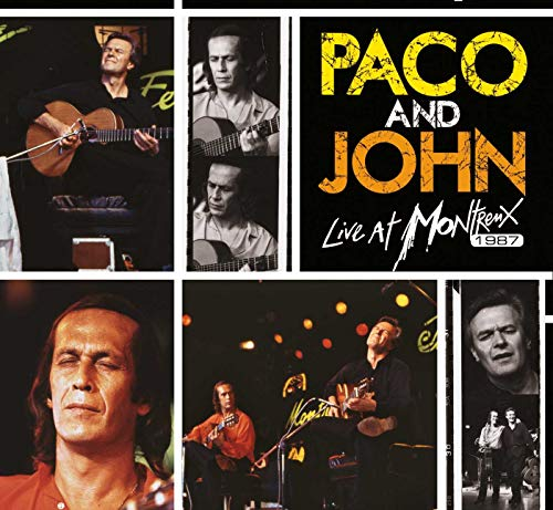 Paco & John-Live at Montreux 1987