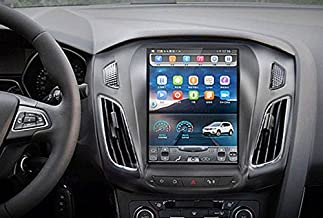 10.4 inch Quadcore Android 1024x768 Car Vertical Screen 32GB ROM Bluetooth GPS Navigation for Ford Focus 2012-2017 DVD Player