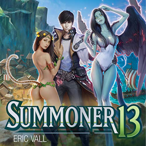 Summoner 13 cover art