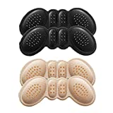 Fabsnug Heel Grips Liner Cushions Inserts for Loose Shoes Too Big, Self-Adhesive Soft