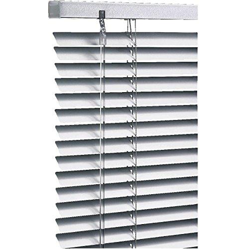 Store vénitien aluminium Ateliers 28 - Blanc - l x H - 140 x 175 cm