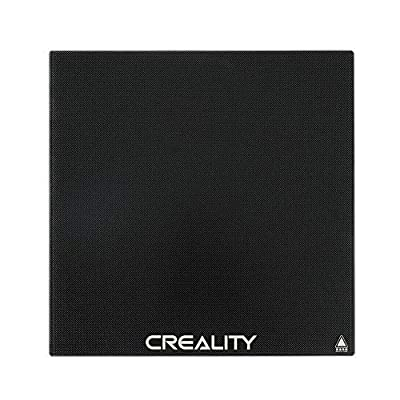 Sovol Creality 3D Ender 3 Ender 5 Tempered Glass Upgraded Build Plate Printing Surface for Heated Bed 235x235x3mm