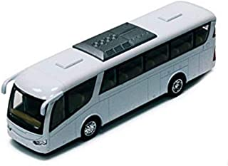Kinsmart Coach Bus, White 7