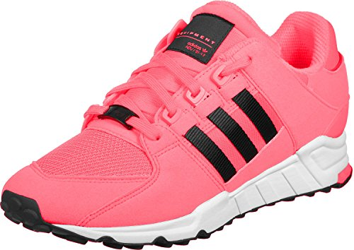 adidas Herren Eqt Support RF Sneaker, Rosa (Turbo/Core Black/Ftwr White), 43 1/3 EU