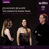 Complete Piano Trios (2013-05-28)