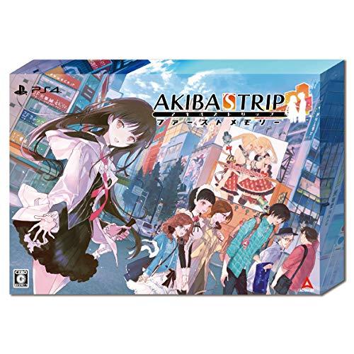 AKIBA'S TRIP ファーストメモリー 初回限定版 10th Anniversary Edition 【Amazon.co.jp限定】PC・スマホ壁紙 メール配信 & 初回購入特典(外付けクリアシール) 付