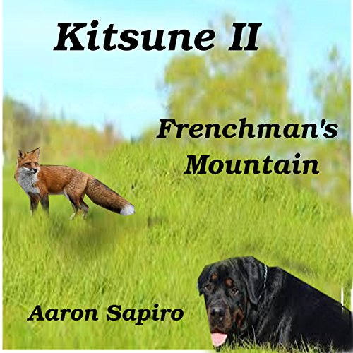 Kitsune II Frenchmans Mountain audiobook cover art