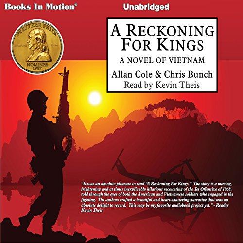 A Reckoning for Kings audiobook cover art