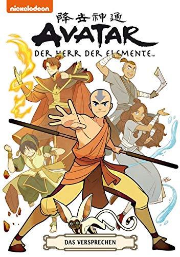 Avatar – Herr der Elemente Softcover Sammelband 1: Das Versprechen