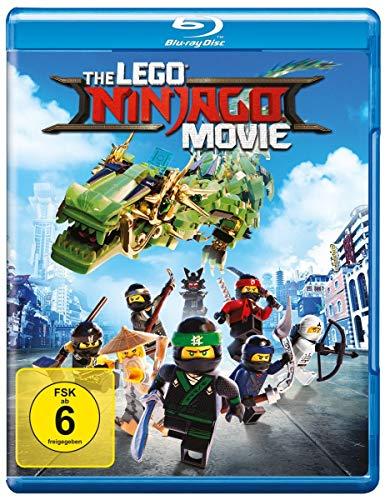 The LEGO Ninjago Movie [Blu-ray]
