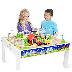 best big toys for toddlers train table