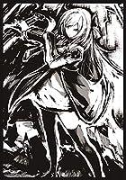 フレシア カードスリーブ ☆『遊戯王 閃刀姫-レイ/illust:ku-ba』【サンシャインクリエイション2020summer】☆