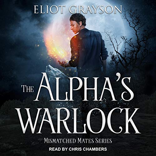 The Alpha's Warlock cover art