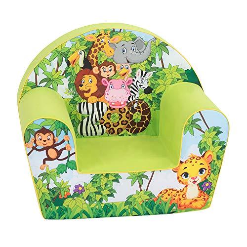 """Knorrtoys 68356 - Kindersessel - """"Jungle"""""""
