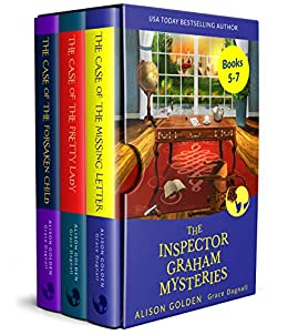 The Inspector Graham Mysteries: Books 5-7 (Inspector Graham Collection Book 2) by [Alison Golden, Grace Dagnall]