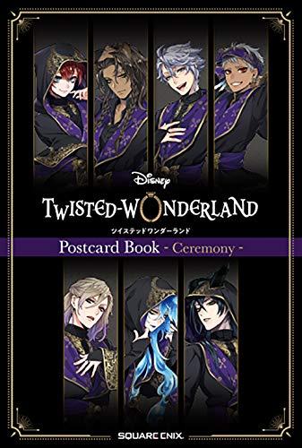 『ディズニー ツイステッドワンダーランド』ポストカードブック - Ceremony -の詳細を見る
