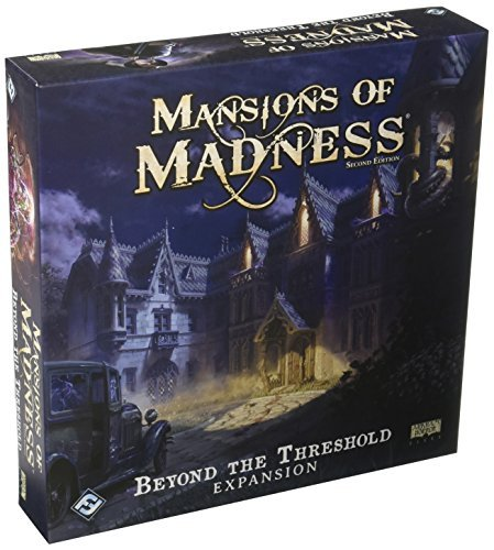 Mansions of Madness 2nd Edition - Beyond the Threshold Expansion - English