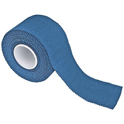 1 X Sport Tape 3,8 Cm X 10 Cm Varii Colori, Colore:Blu