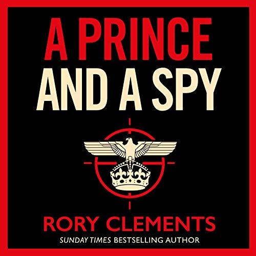 A Prince and a Spy cover art