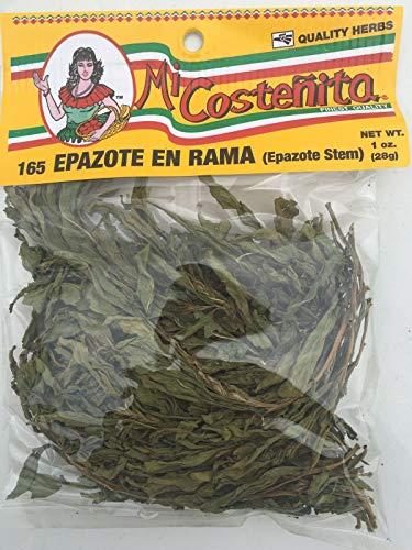 Natural Epazote Epazote Rama 1 Oz Each Bag Pack of 2